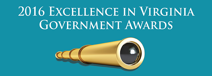 2016 Excellence in Virginia Government Awards