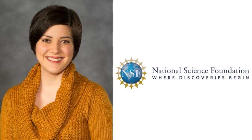 Hayley Cleary, an associate professor of Criminal Justice and Public Policy at the Wilder School, has received a grant award from the National Science Foundation (NSF).